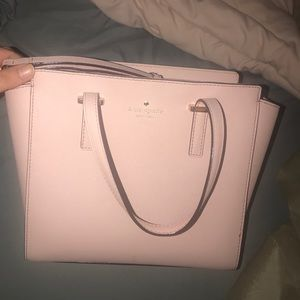 Kate Spade Purse, Light Pink